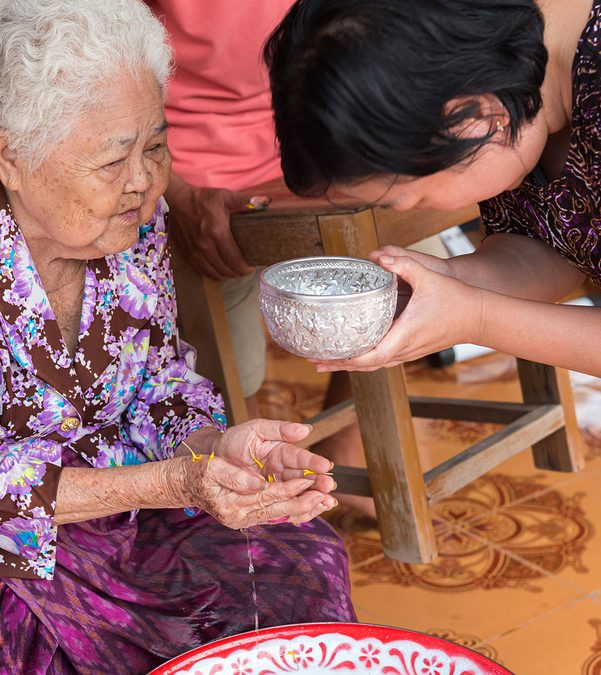 Being an Elder in Thailand